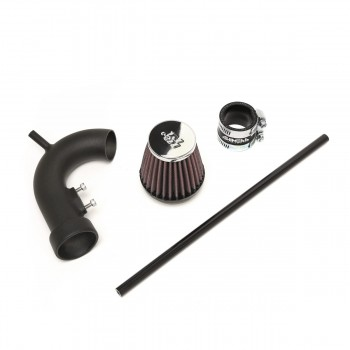 Chimera Black Edition Short Ram Honda Grom 125 Air Intake System