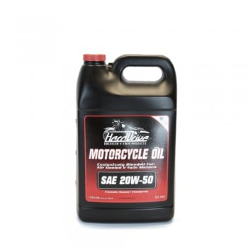 HARDDRIVE ENGINE OIL 20W-50 1GALLON