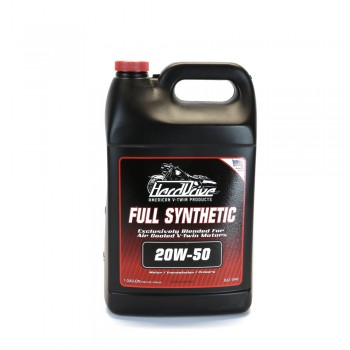 HARDDRIVE FULL SYNTHETIC ENGINE OIL 20W-50 1GAL