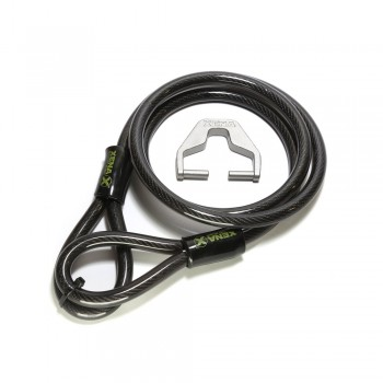 Xena XZA 150cm Flexible Steel Cable Adaptor for XZZ-6 Disc Lock