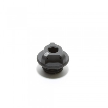 Yoshimura Works Edition Anodized Aluminum Oil Fill Cap For Honda Rebel 300/500 Grom 125
