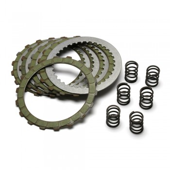Barnett Performance Products Honda Grom 125 Complete Kevlar Clutch Kit