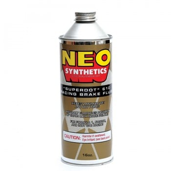 Neo Synthetics - Superdot 610 Racing Brake Fluid