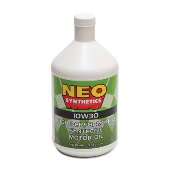 Neo Synthetics - 10W-30 High Performance Engine Oil