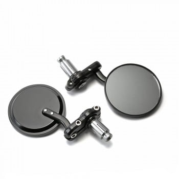 SW Universal Pair Bar End Mirrors 3""