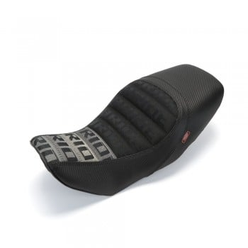 GS5 Type Bride Gradient Custom Grom Seat Carbon/Black Stitching