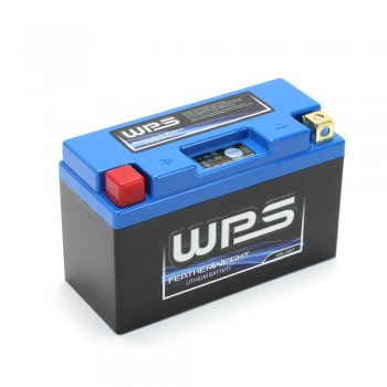 WPS Featherweight Lithium Battery YTX7A-BS - Yamaha Zuma 125