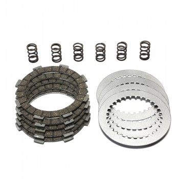 Gojin TB Heavy Duty 5 Disc Clutch Kit with HD Springs Kawasaki Z125 Pro