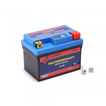 WPS Fire Power Lithium Battery - Honda Grom MSX 125 Kawasaki Z125