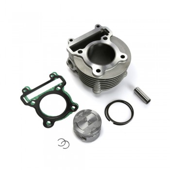 NCY Cylinder Kit Yamaha Zuma 125 - 158cc, 58.5mm Big Bore Kit