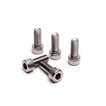 Metric Stainless Steel Socket Head Cap Screws M6-1.00x25mm