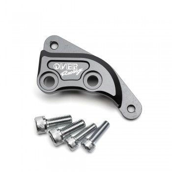 Over Racing Front Caliper Bracket for  40mm/4P Brembo Honda Grom 125
