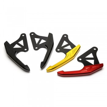 Gojin CNC Aluminum Rear Grab Handle Bar Honda Msx Grom 125