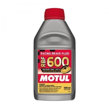 Motul RBF 600 Racing Brake Fluid  - 500 ml