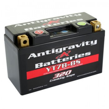 Antigravity Batteries YT7B (Ducati Panigale Battery) Yamaha Zuma 125