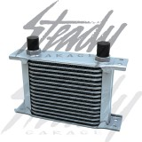 Aluminum 16 Row Universal Oil Cooler- View 1