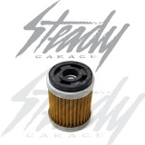 Yamaha 5H0-13440-00 Replacement Oil Filter - top view