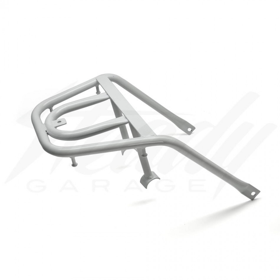 Ruck rack luggage rack for honda ruckus stock seat frame for Garage seat 78