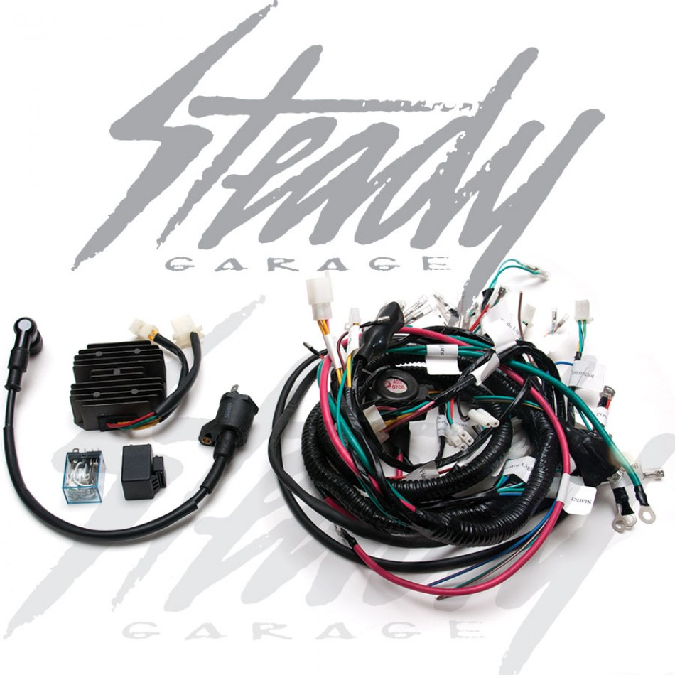 steadygarage_atr11poleharness atr g4 gy6 engine swap harness plug and play honda ruckus honda ruckus gy6 wiring harness at soozxer.org