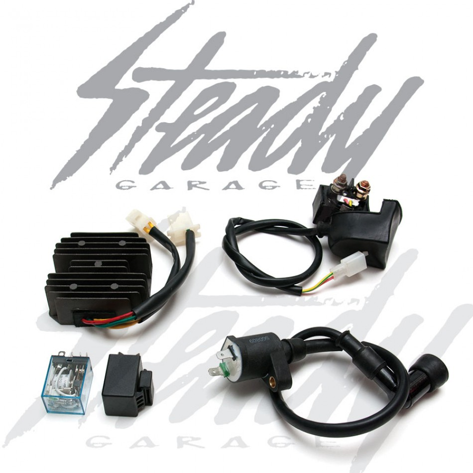 Home; ATR G5 GY6 Engine Swap Harness - Honda Ruckus