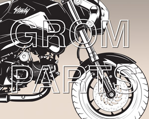 Steady Garage Grom Parts